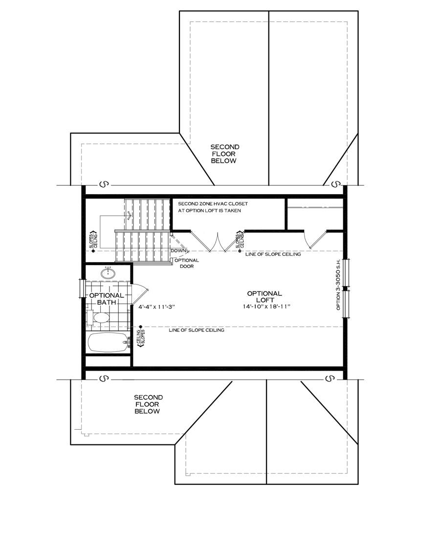 Parkwood Homes Asheville Lakefront Options | Daybreak Utah