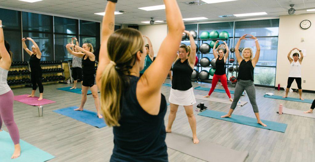 daybreak community center, group fitness classes  daybreak utah