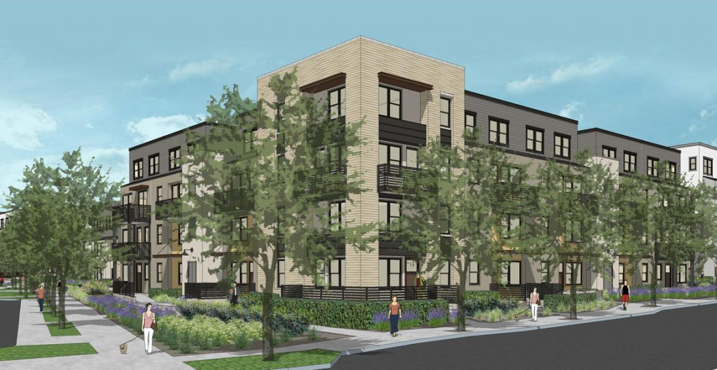 daybreak's builders, holmes homes, tempo collection rendering, new home choices daybreak   daybreak utah homes