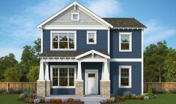 Ascent Collection by David Weekley Homes | Homes for Sale in Daybreak Utah