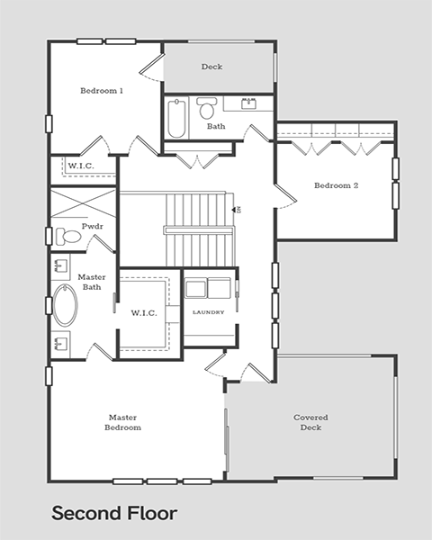 Sego Homes  Second Level | Daybreak Utah