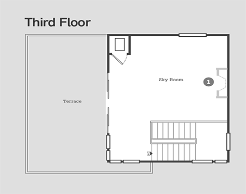 Sego Homes Innovator Third Level | Daybreak Utah