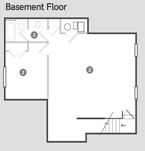 Sego Homes Innovator Basement | Daybreak Utah