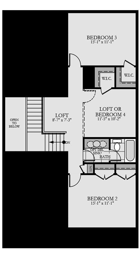Holmes Homes Mystic Second Level | Daybreak Utah