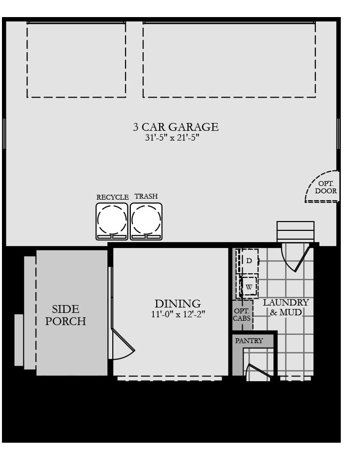 Holmes Homes Mystic Options | Daybreak Utah