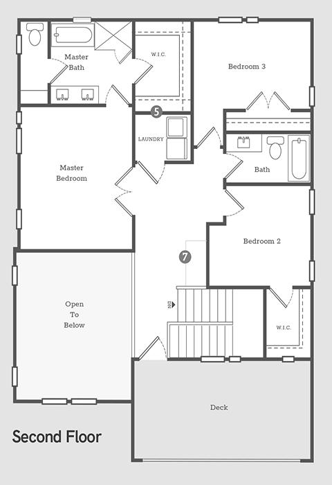 Sego Homes Entrepreneur Second Level | Daybreak Utah