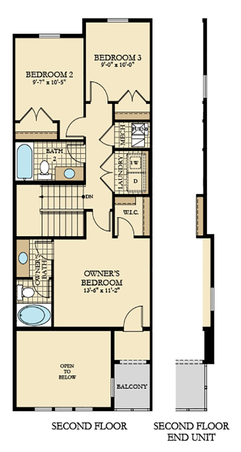 Holmes Homes Copenhill Second Level | Daybreak Utah