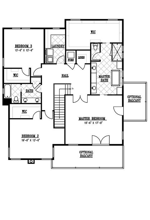 Rainey Homes Clermont Second Level | Daybreak Utah