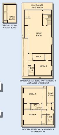 David Weekley Homes  Options   Daybreak Utah