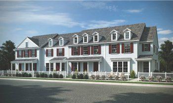 Marietta Series by Holmes Homes | Townhomes for Sale in Daybreak Utah