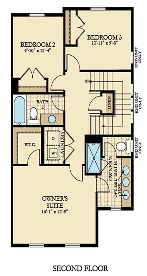 Holmes Homes Juliette Second Level | Daybreak Utah