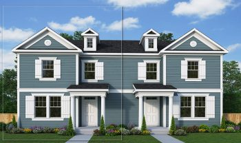 Paired Villas Collection by David Weekley Homes | Homes for Sale in Daybreak Utah